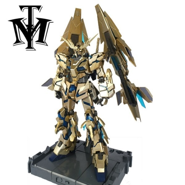 Anime Mobile Suit Daban Pg 1 60 Rx 0 Unicorn Gundam 03 Phenex