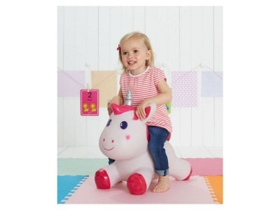 Argos Product Support For Early Learning Centre Unicorn Hopper