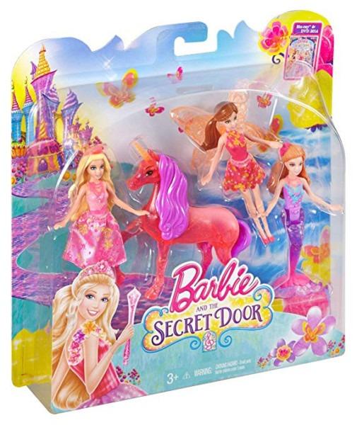 Barbie Princess And Unicorn Gift Set New Amazon Barbie And The