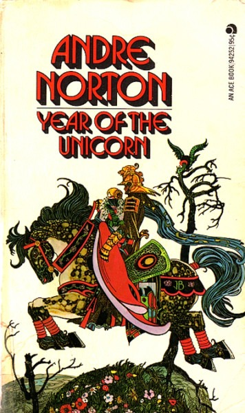 Black Gate » Articles » Year Of The Unicorn By Andre Norton