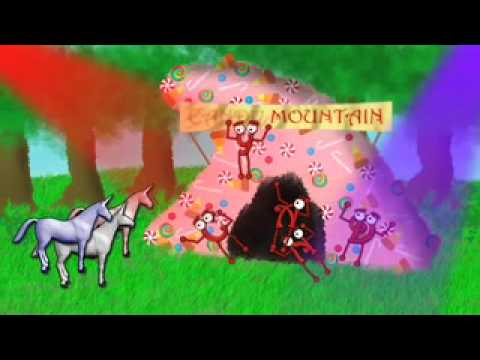 Charlie The Unicorn Goes To Candy Mountain