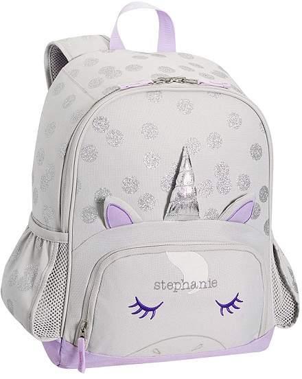 Critter Gray Unicorn, Small Mackenzie Backpack In 2019