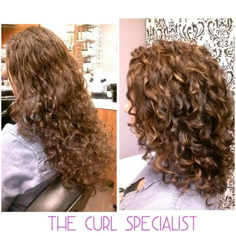 Curly Hair Cutting Methods