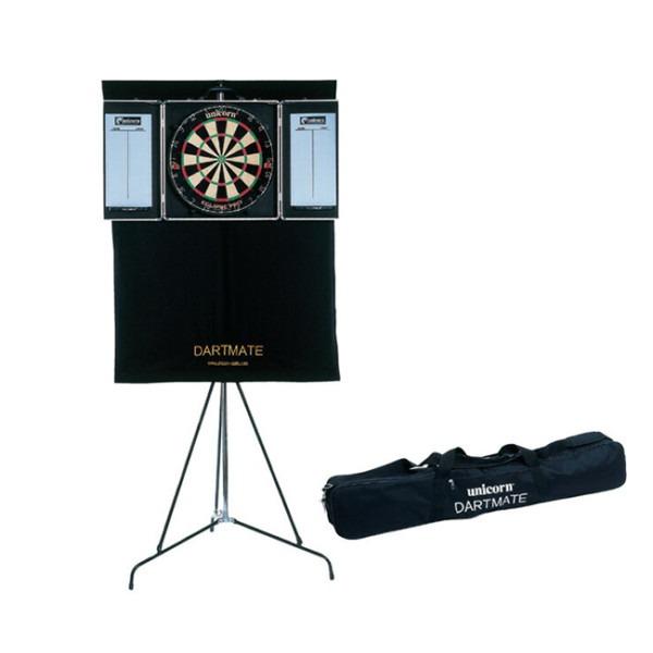 Darts Shop Darts Hive  Unicorn Dartmate With Eclipse Pro Board