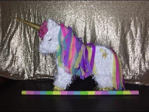 Diy Unicorn Pinata!
