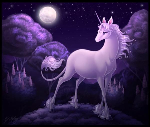Download Fantasy Unicorn Horse Images Wallpaper [680x579]