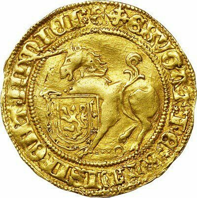 During Part Of The Middle Ages, Scotland Had A Gold Coin Currency