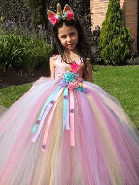 Enchanted Unicorn Princess Dress