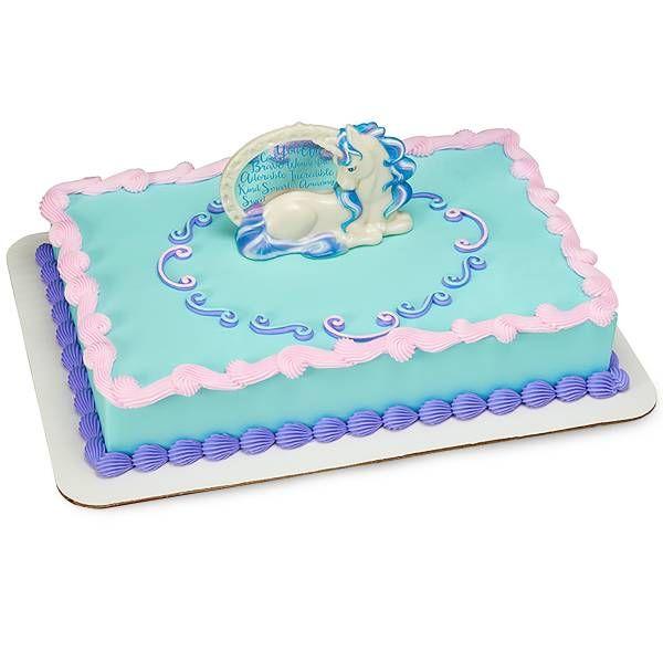 Unicorn Birthday Cake Publix
