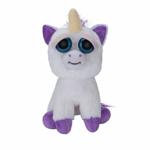 "Feisty Pets Mini ""glenda Glitterpoop  Unicorn Backpack Clip For"