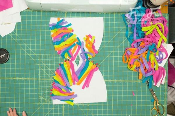 Fleece Unicorn Hat Pattern (free Pdf Template) ♥ Fleece Fun