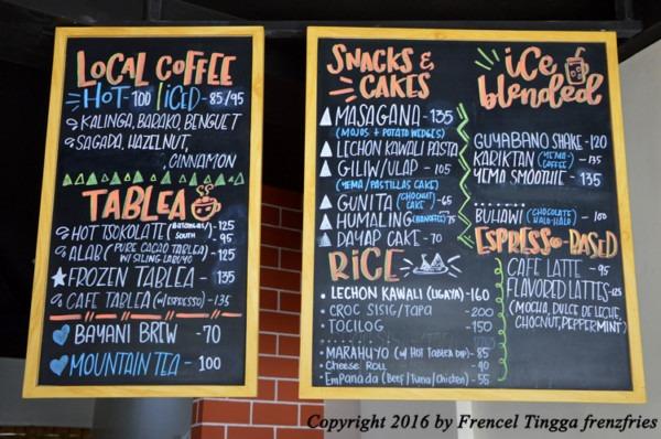 Frenz Fries  Café Mithi, Maginhawa
