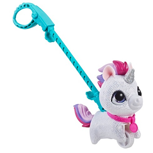 Furreal Walkalots Lil' Wags, Unicorn   Target