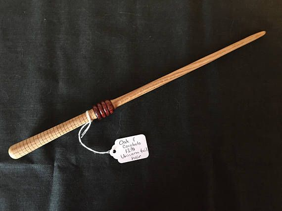 Harry Potter Inspired Oak And Cocobolo Wand