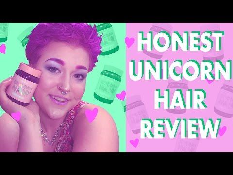 Honest Lime Crime Unicorn Hair Review