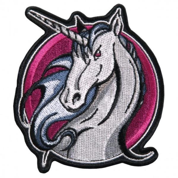 Hot Leathers Unicorn 3 5  X3 5  Patch
