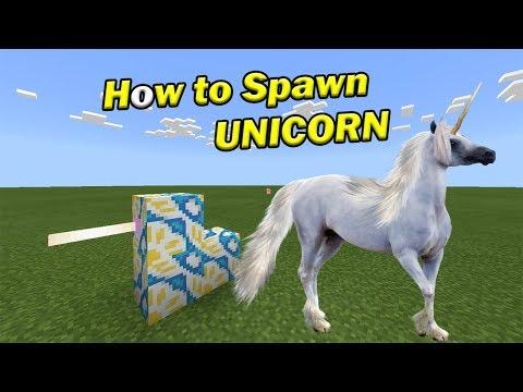 How To Spawn A Unicorn