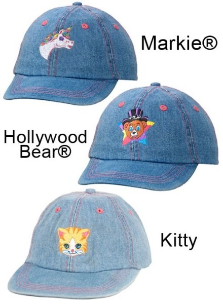 If These Lisa Frank Hats Came In Adult Sizesi'd Have One Of