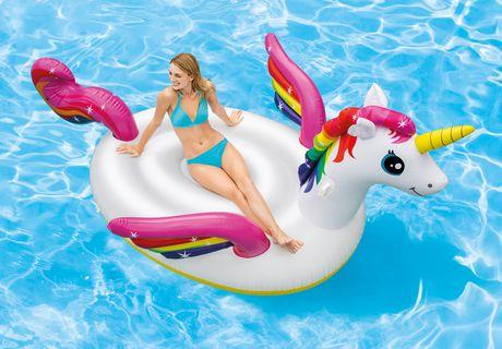 Intex Trading Ltd  Intex Mega Unicorn Inflatable Island