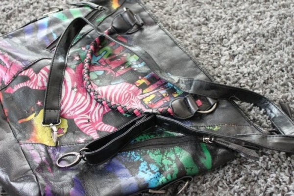 Iron Fist Large Unicorn Bag For Sale In Drogheda, Louth From Peekaboo