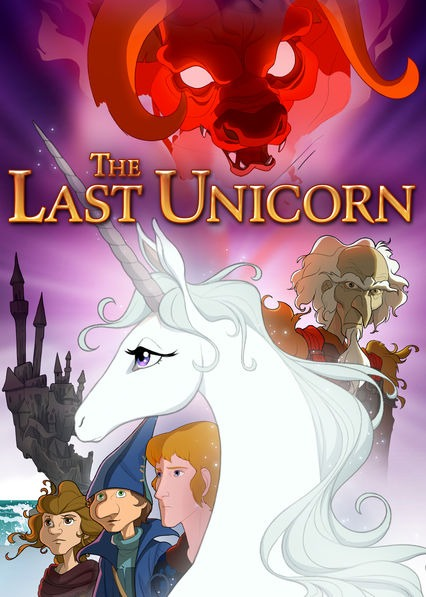 Is 'the Last Unicorn' Available To Watch On Netflix In America