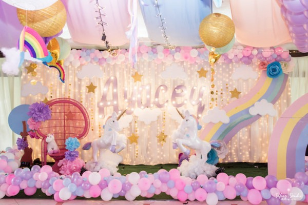 Kara's Party Ideas Magical Unicorn Birthday Party