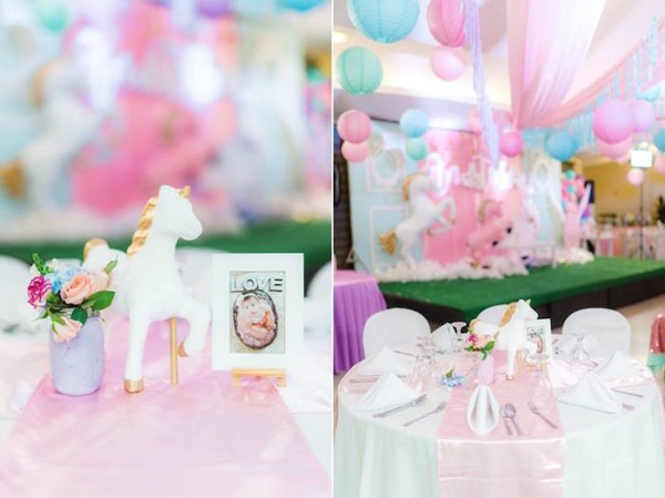 Kara's Party Ideas Pastel Unicorn Birthday Party