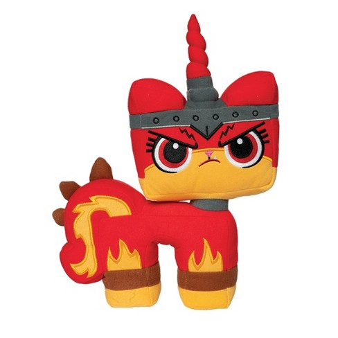 Lego Movie 2 Plush 12  Angry Kitty Figure   Target