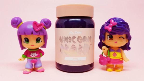 Lime Crime Unicorn Hair Review (pony Shade)