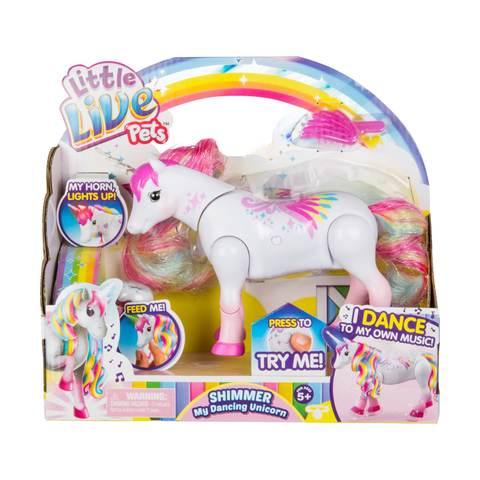 Little Live Pet Unicorn Kmart