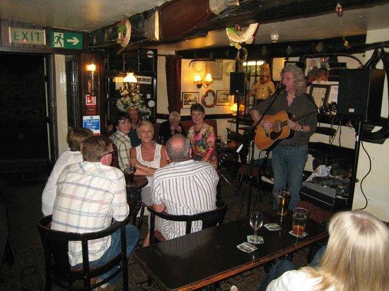 Live Music Night At The Unicorn Inn
