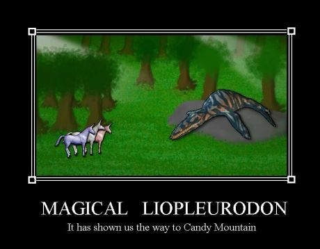 Magical Liopleurodon, Charlie The Unicorn