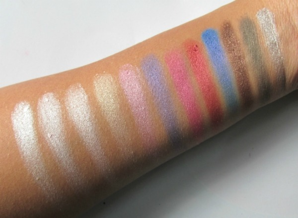 Makeup Revolution Unicorns Are Real Eyeshadow Palette Review