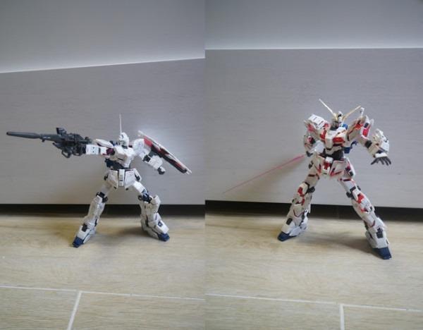 Manpig's Collection  Rg Unicorn Gundam (gep) Review