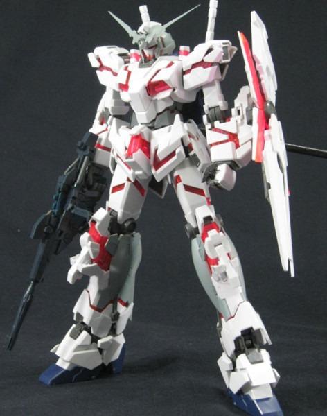 Mg Unicorn Gundam Ova Specia