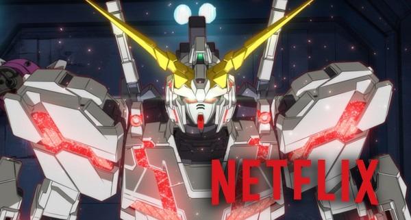 Netflix Streams Mobile Suit Gundam Unicorn Ova