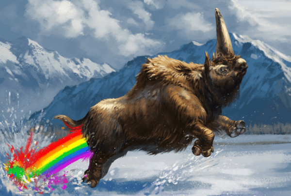 Ok Don't Panic, But Scientists Have Proven That Unicorns Were Real