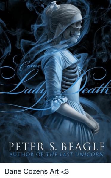 Peter S Bea Gle Author Of The Last Unicorn Dane Cozens Art  3