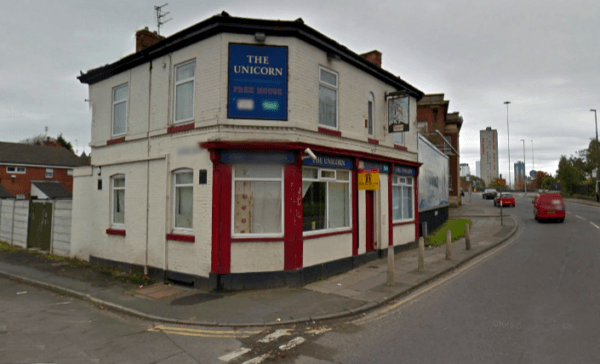 Plans In To Turn The Unicorn Pub Into Estate Agents