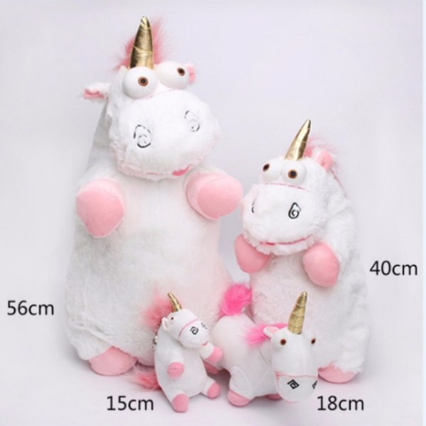 Price Reduced] Despicable Me Unicorn Soft Toy, Toys & Games