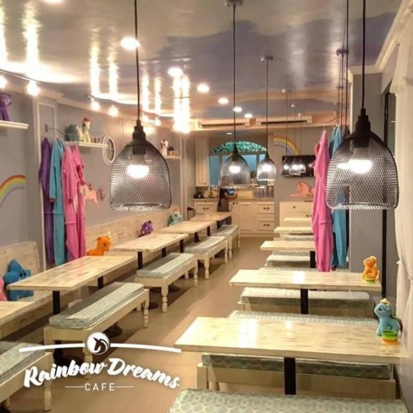 Rainbow Dreams Café, Teachers Village, Quezon City