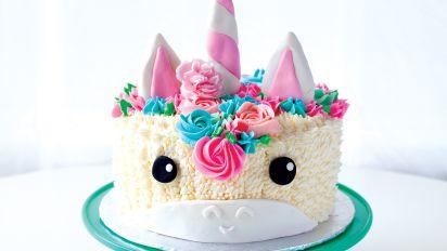 Rainbow Unicorn Cake Recipe