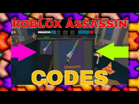 Roblox Assassin 2 More Early (new) Codes 2019