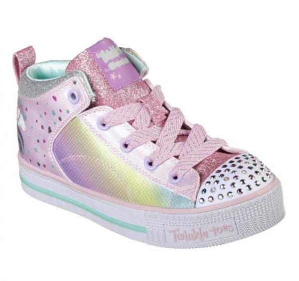 Shop Skechers Girls' Twinkle Toes  Twinkle Lite