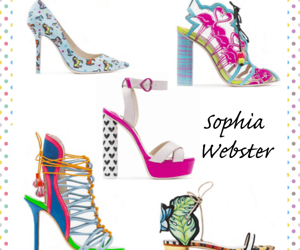 Sophia Webster Pre Ss15 Collection