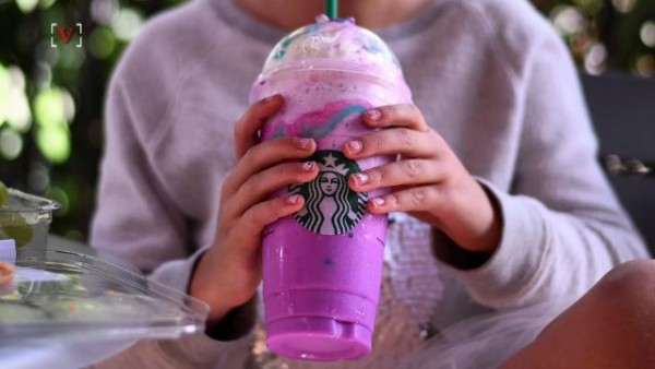 Starbucks Unicorn Frappuccino Targeted By Brooklyn Cafe's