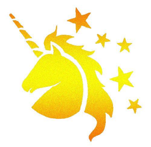 Test Iklan Baru  Unicorn Glitter Tattoo