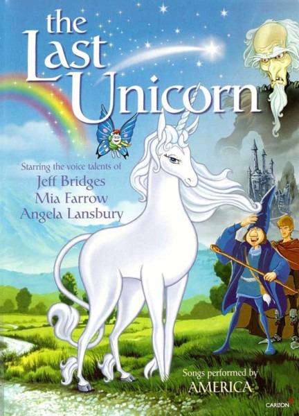 The Last Unicorn 1982 Movie Posters