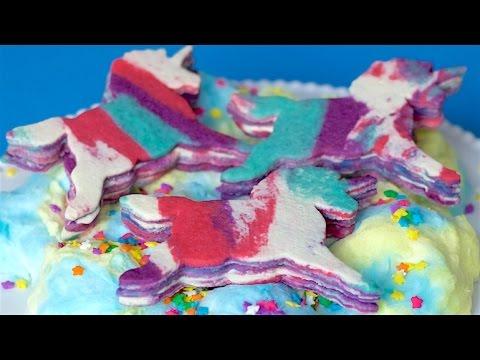 These Unicorn Piñata Cookies That Poop Stars Are Pure Magic