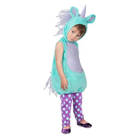 Toddler Girls' Sweetie Unicorn Halloween Costume 2t   Target